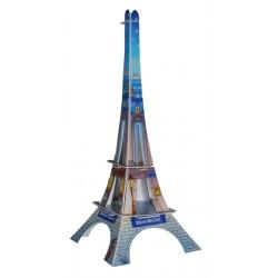 Tour Eiffel carte  postale Jean Martial
