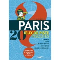 Paris 20 jeux de piste insolites