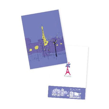 Carnet Paris la nuit