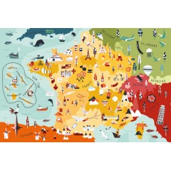 My puzzle France
