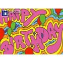 Carte animée bon anniversaire