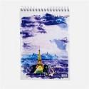 Bloc-Notes Paris en bleu