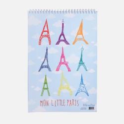 Bloc-Notes Mon Little Paris A4