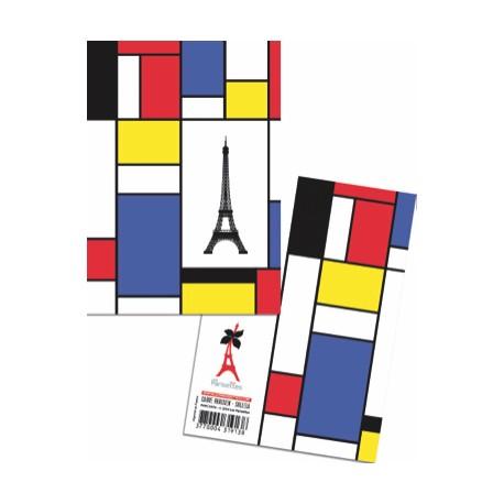 Cahier Carré Parisien