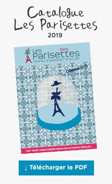 catalogue parisettes 2019