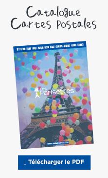 catalogue Les Parisettes